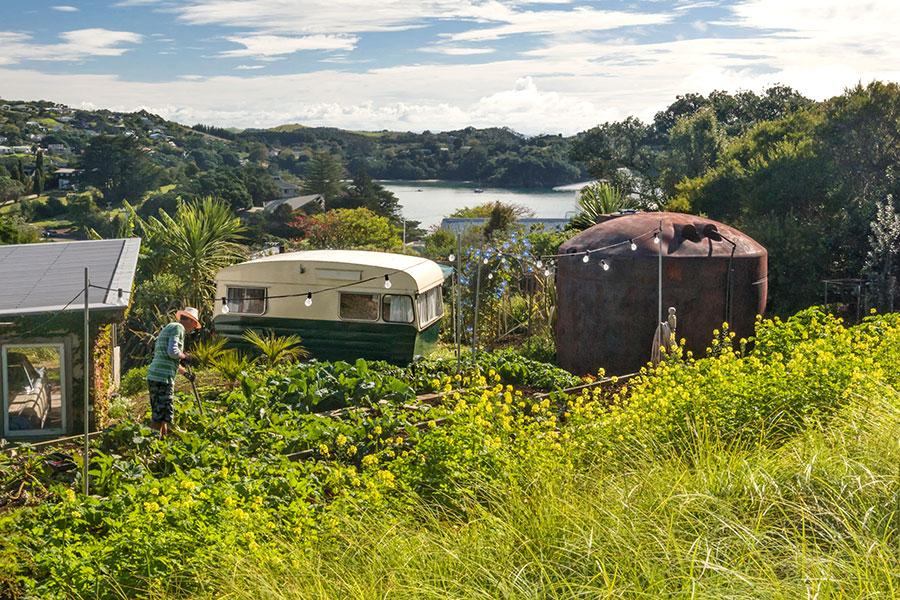 New Zealand Vacations - Auckland Waiheke Island Best Places to Stay - The Boatshed Waiheke Island