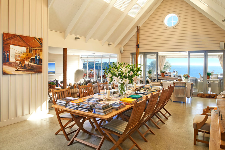New Zealand Vacations - Auckland Waiheke Island Best Places to Stay - The Boatshed Waiheke Island
