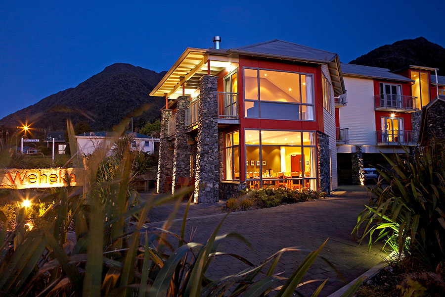 New Zealand Fox Glacier Accommodation - Distinction Hotel Fox Glacier