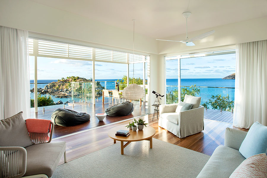 Australia Vacations - Luxury Great Barrier Reef Hotel - Lizard Island Resort