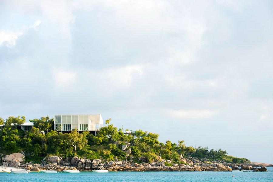 Australia Vacations - Luxury Great Barrier Reef Hotel - Lizard Island Resort