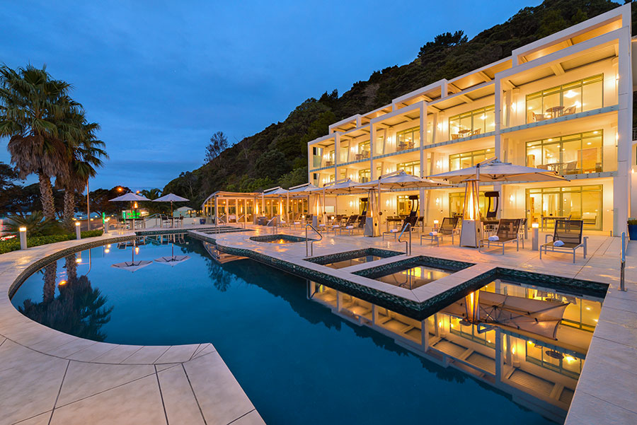 New Zealand Vacations - Paihia Beach Resort & Spa