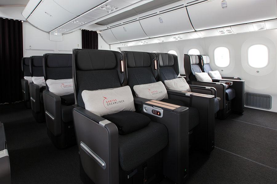 Qantas Premium Economy - Book Your Trip to Australia