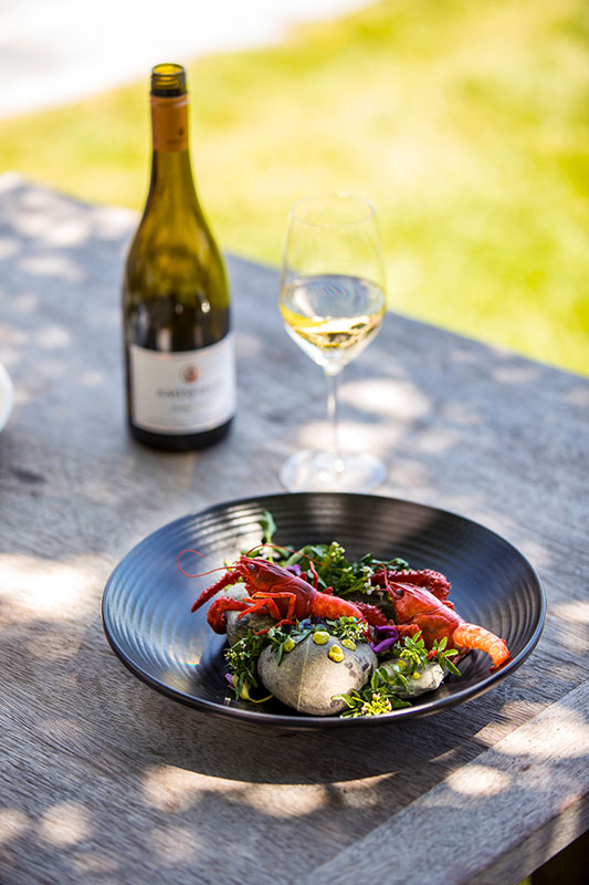 Amisfield Bistro Queenstown - Food and Wine