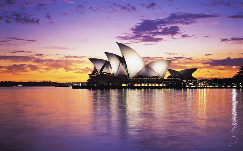 Places to see sydney Top Places