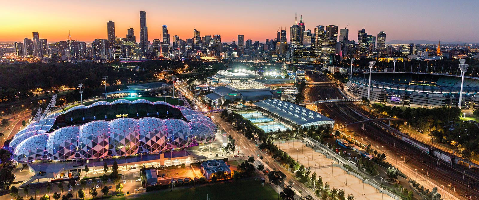 Australian Open 2022 Official Travel Packages