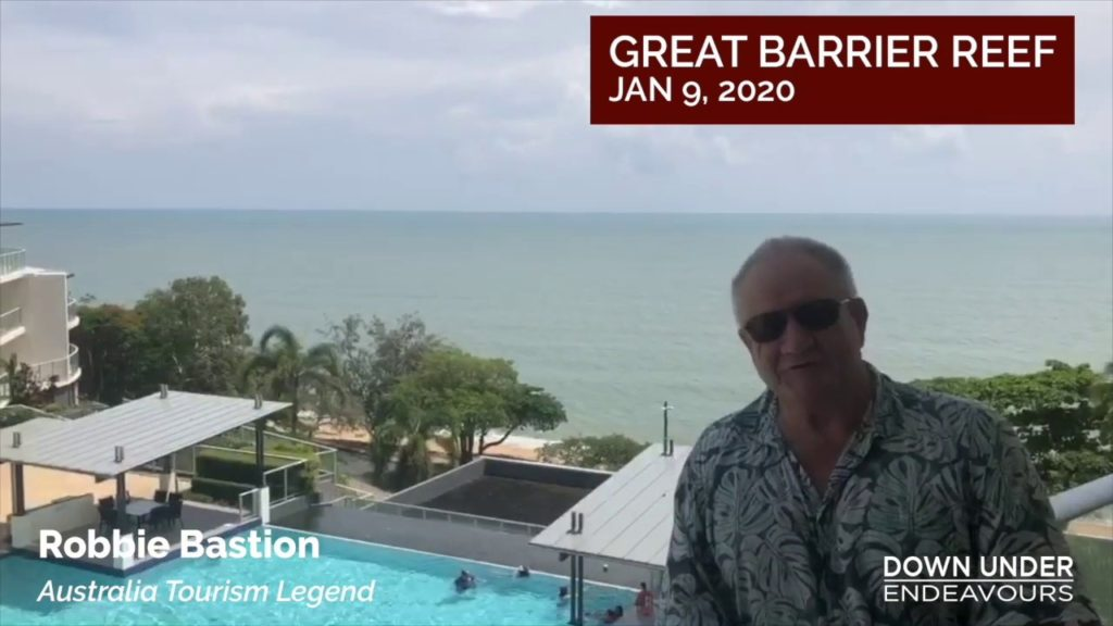 Australia Fire Update January 9, 2020 - Cairns and the Great Barrier Reef